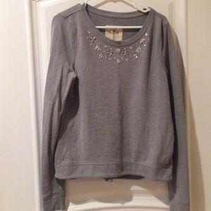 Hollister sweater size L